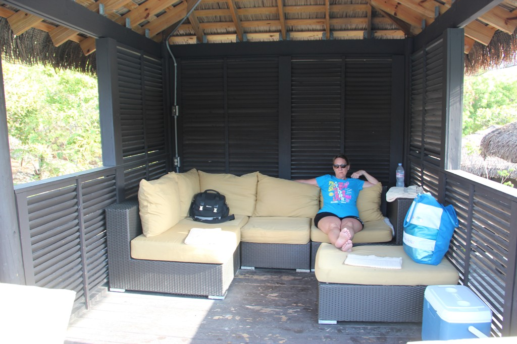 Labadee Beach Beds Cruise Critic Message Board Forums