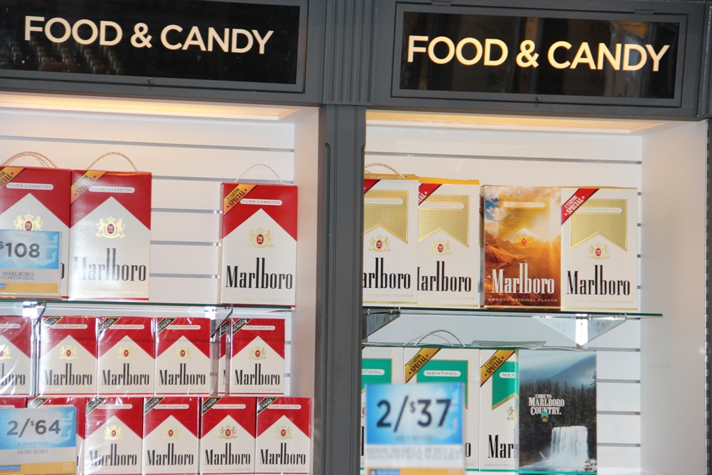 List of cigarettes Marlboro flavors