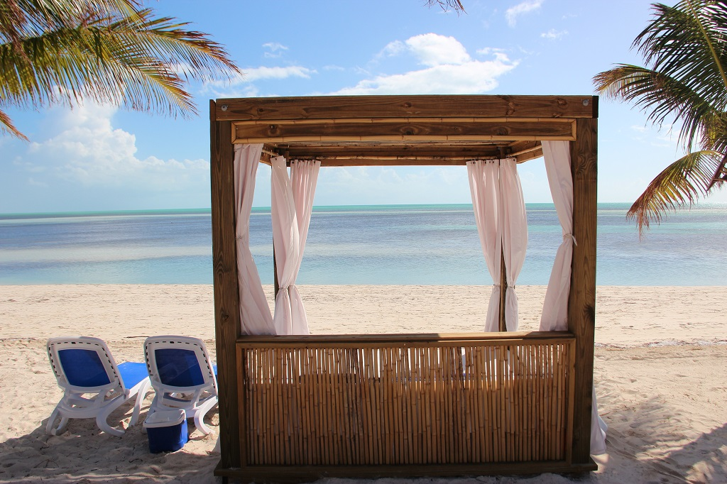 beach beds in coco cay new rc website royal caribbean